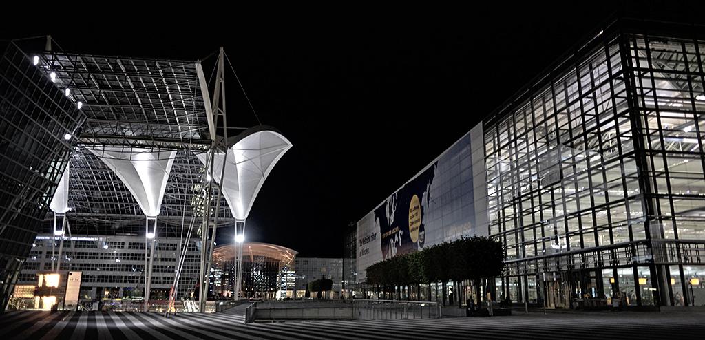 Flughfen München Terminal 2 und MAC