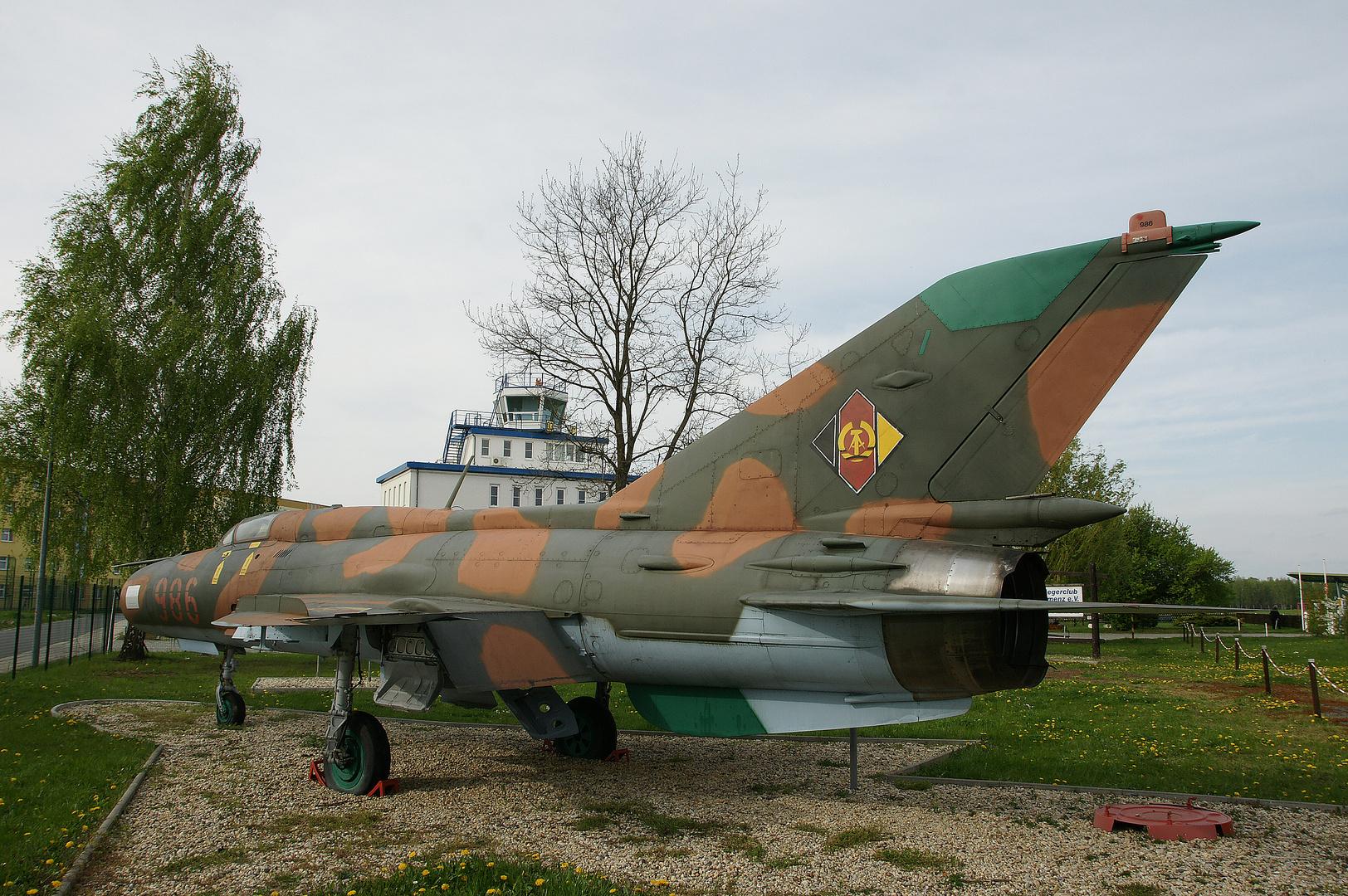 Flugplatz Kamenz