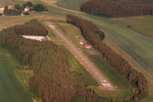 Flugplatz Regensburg