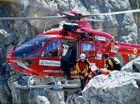 Flugrettung Aiut Alpin Dolomites