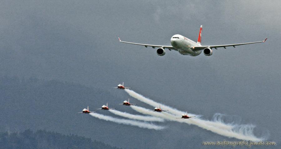 Flugshow Emmen 2010