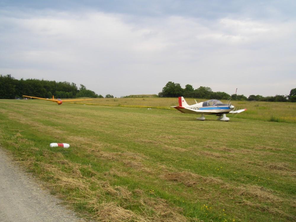 Flugversuche 1