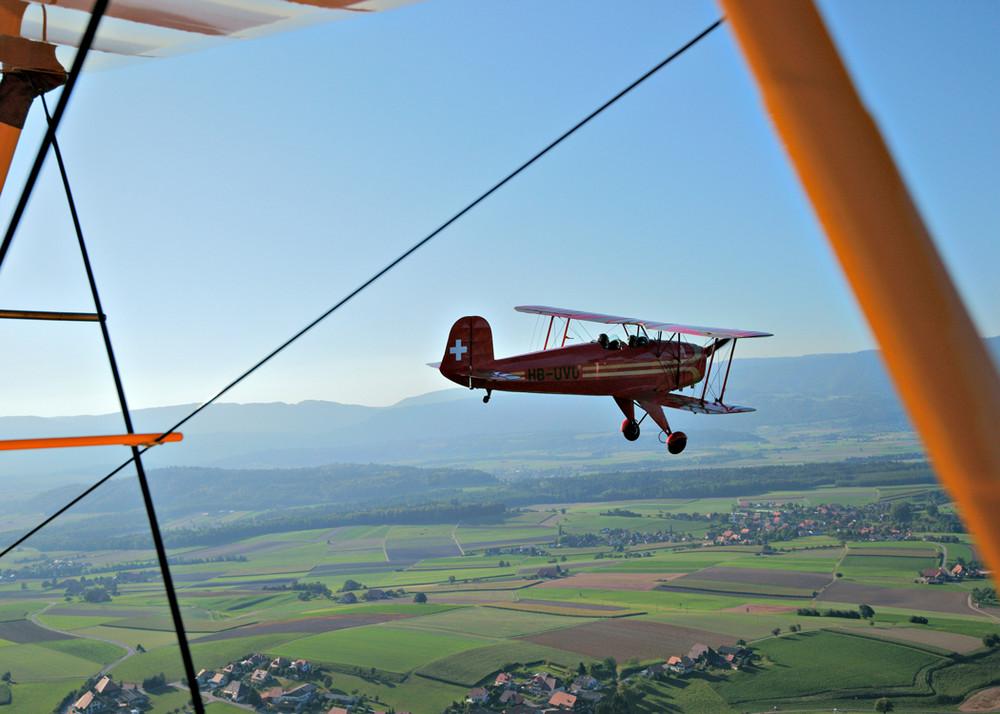 Flugvormation ( Rotte )