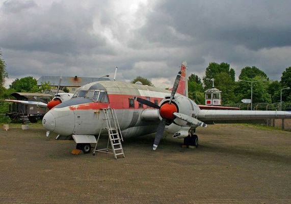 Flugzeug der Aliierten