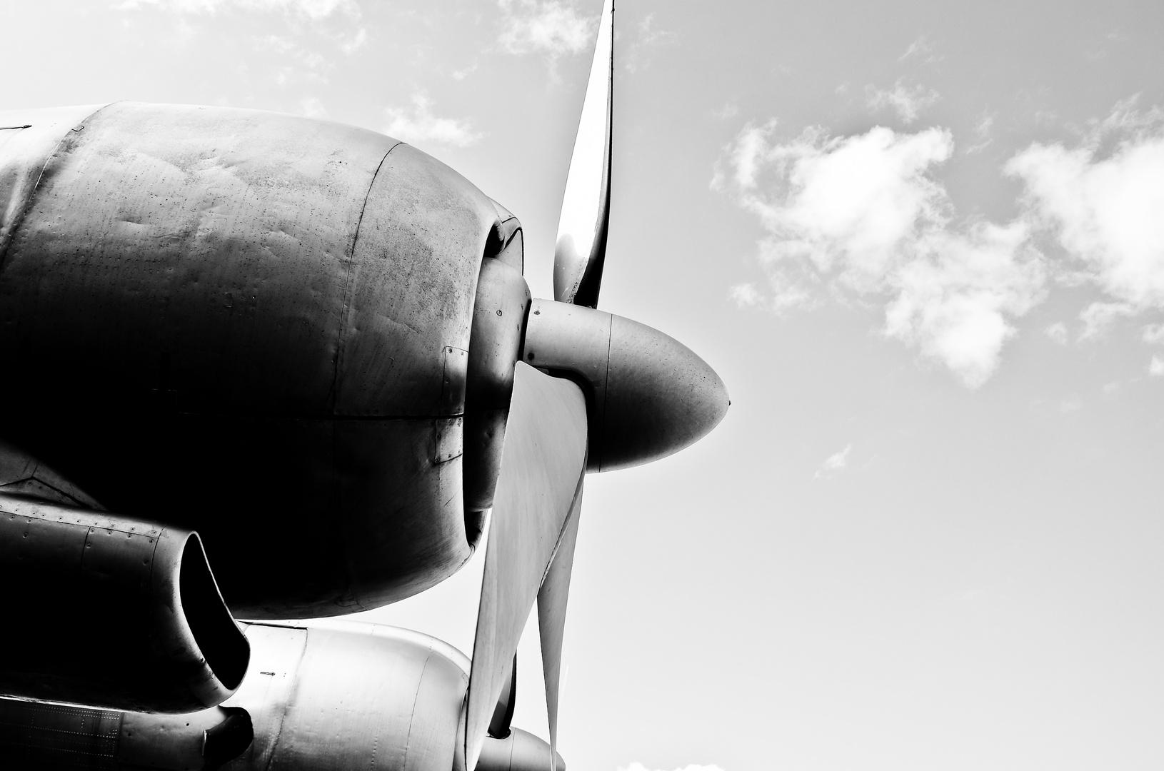 Flugzeug Propeller 2