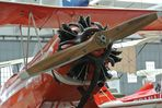 Flugzeugmotor (Sternmotor)
