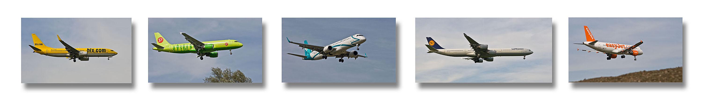 Flugzeugspotterpanorama MUC