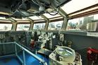 Flugzeugträger-Brücke Bb