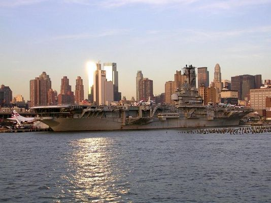 Flugzeugträger USS Intrepid Museum NYC