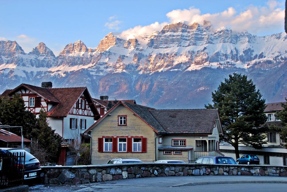Flums - Schweiz