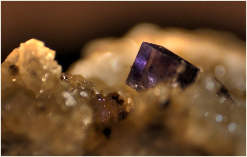 Fluoritkristall...