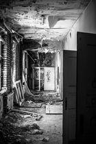 Flur -altes Psychiatrisches Krankenhaus Großörner