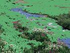 Fluss abstrakt