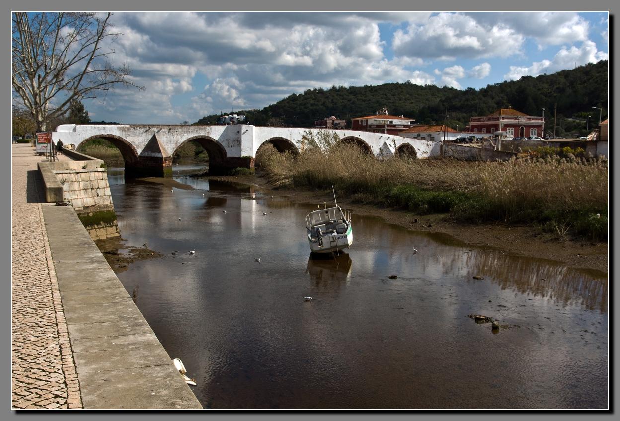 -- Fluss bei Silves --