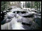 Fluss der Kälte