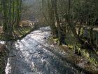 Fluß im Neanderthal
