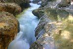 Fluss in Semuc Champey