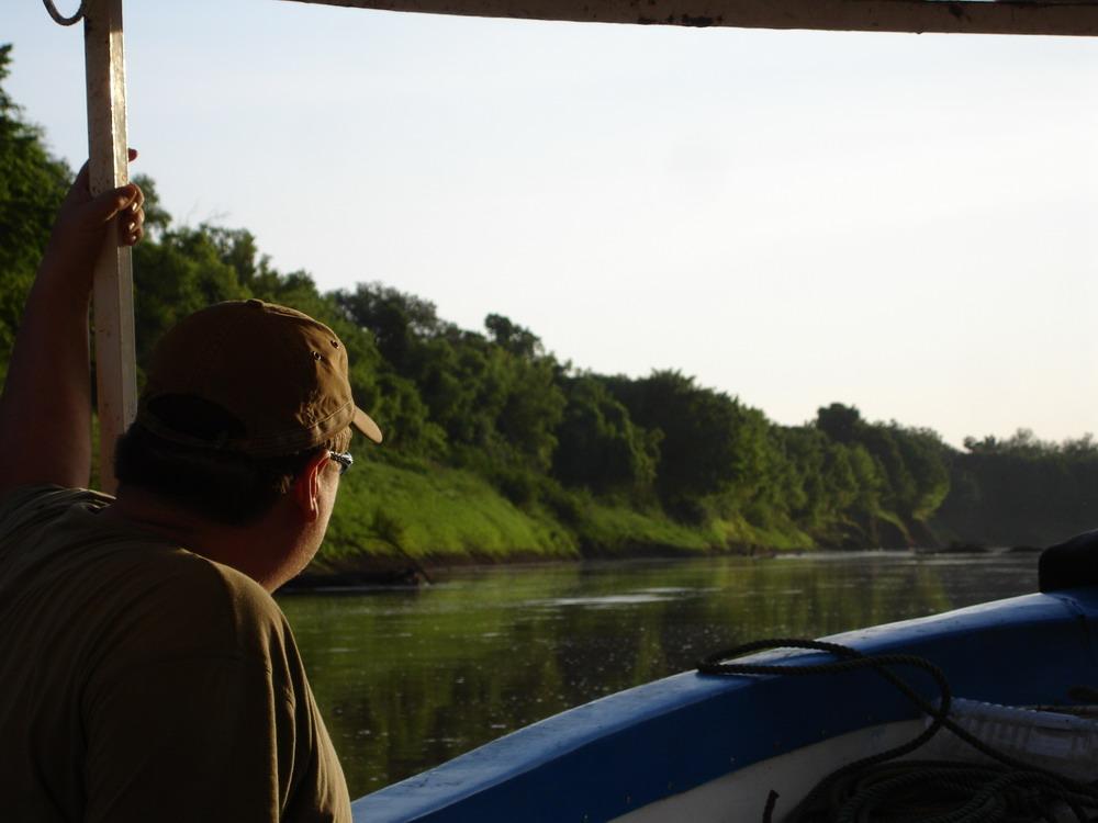 Fluss Omo in Äthiopien