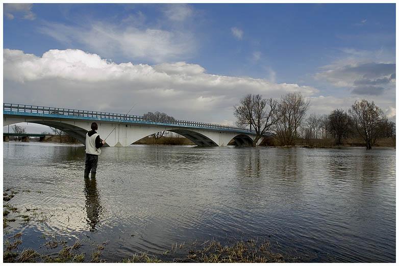 Fluß Wisla