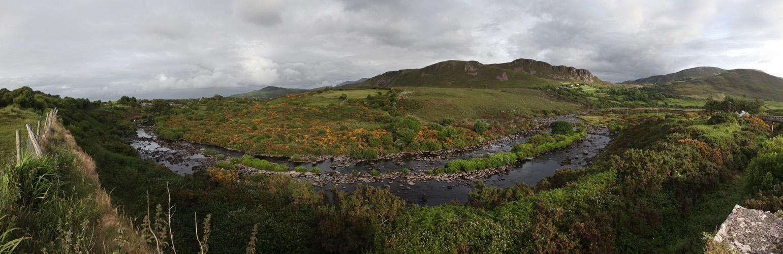 Flussbiegung