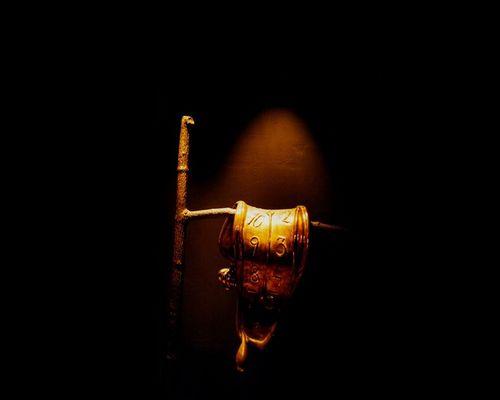 Flussiges Uhr von Dali