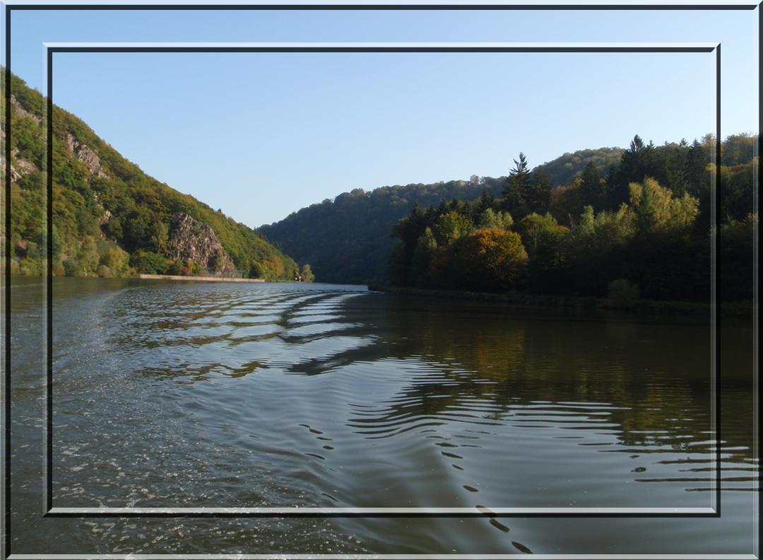 Flussladschaft Saar
