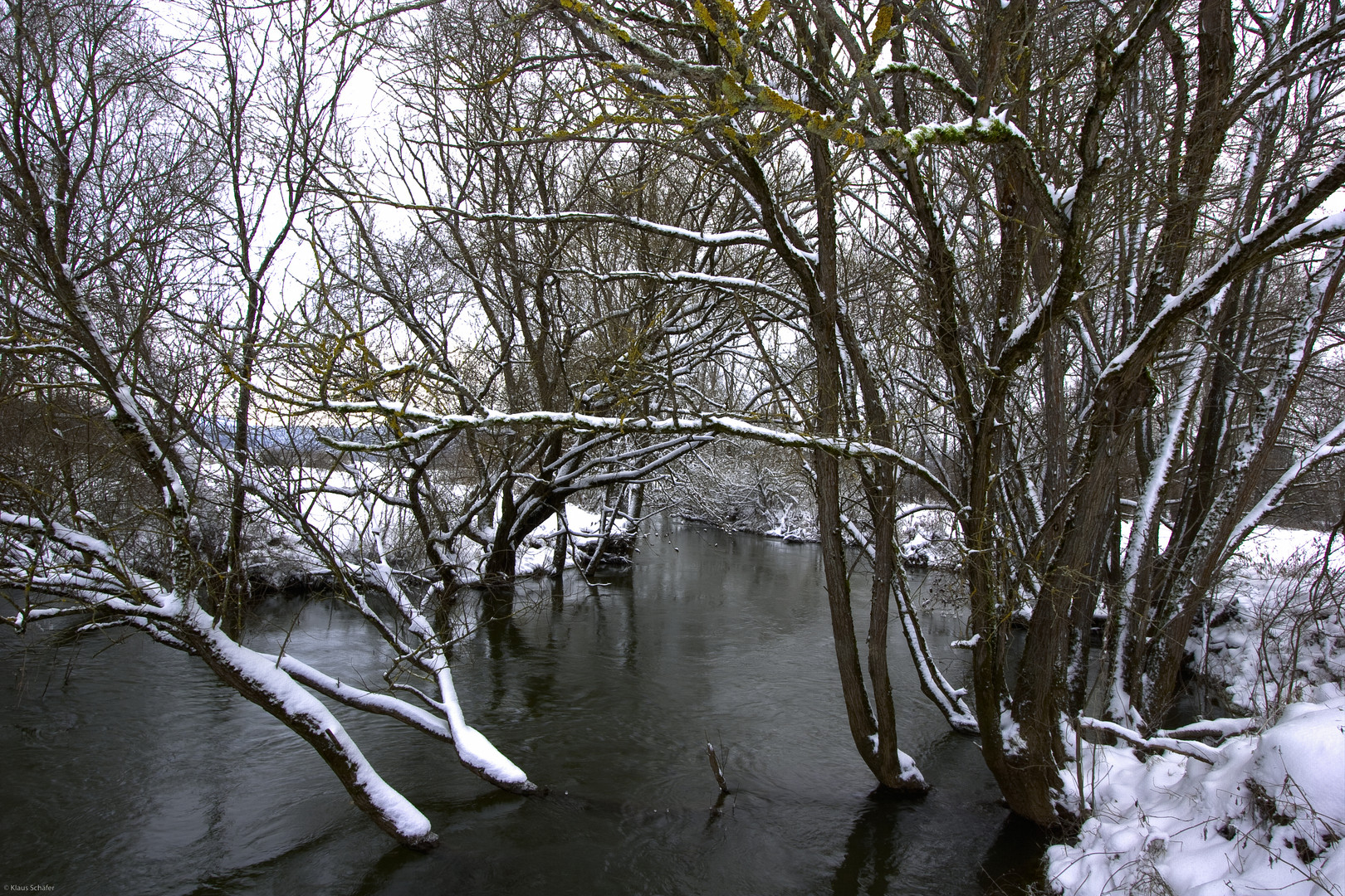 Flußlandschaft bei Ottensoos - 5