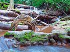 Flusslauf in Thailand