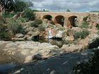 Flussmündung ohne Fluss