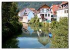 Flusspartie - Elsenz in Neckargemünd