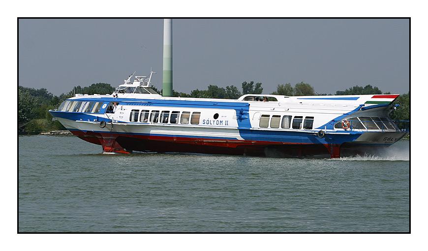 Flußschifffahrt
