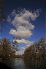 Flußwolken
