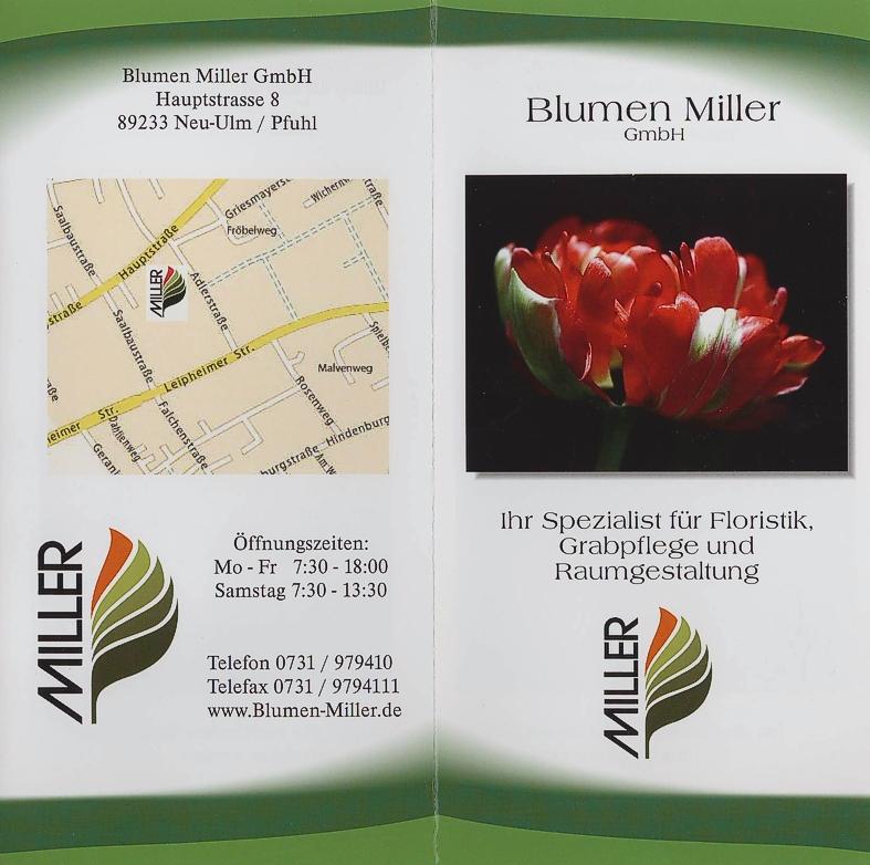 Flyer-Titelblatt