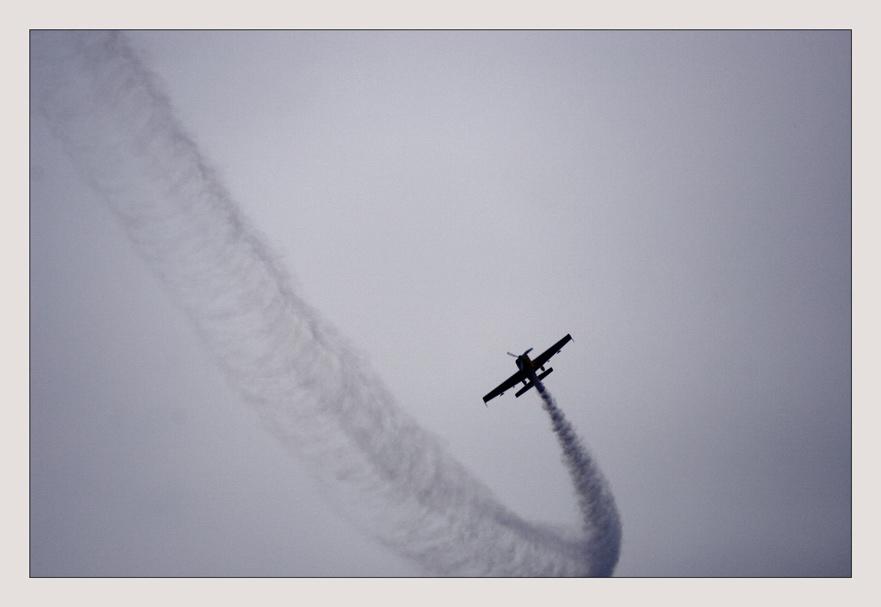 . . . flying . . .