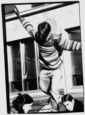 ...flying balance