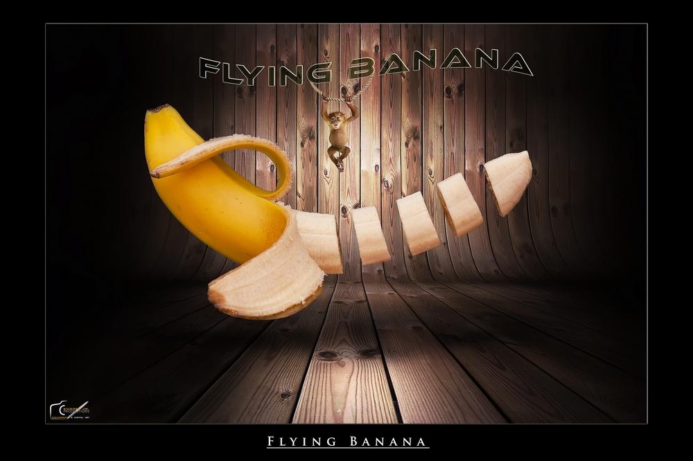 """ Flying Banana """