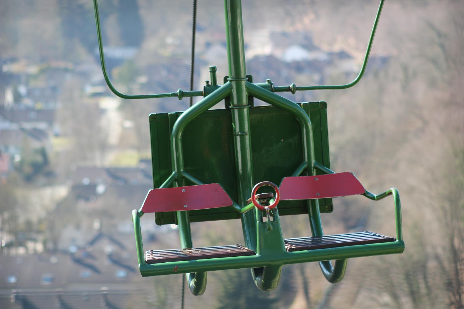 flying bench