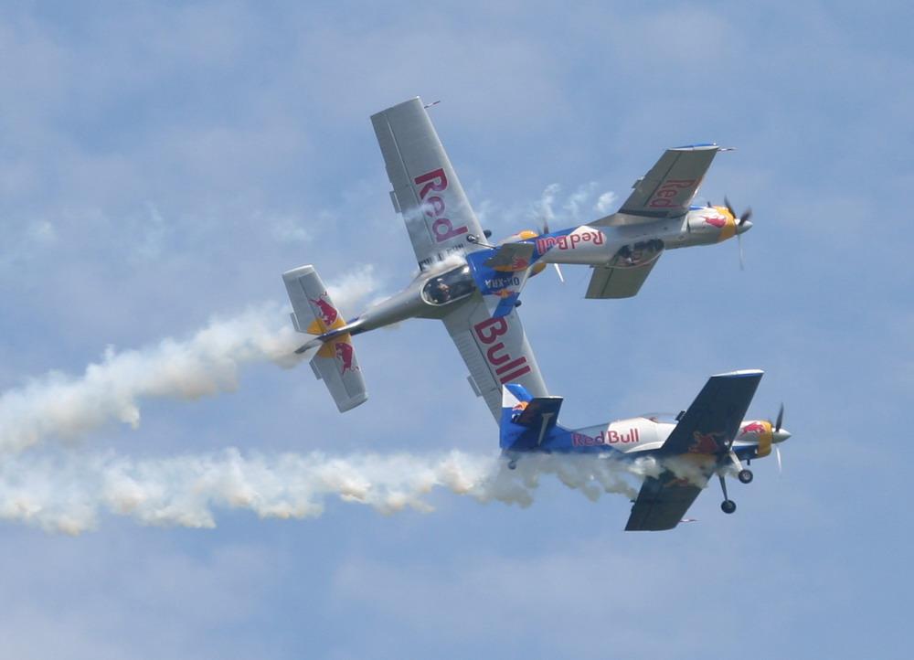 flying bulls bei der Airpower09