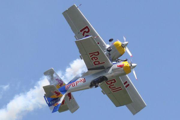 Flying Bulls bei der Airpower11 in Zeltweg