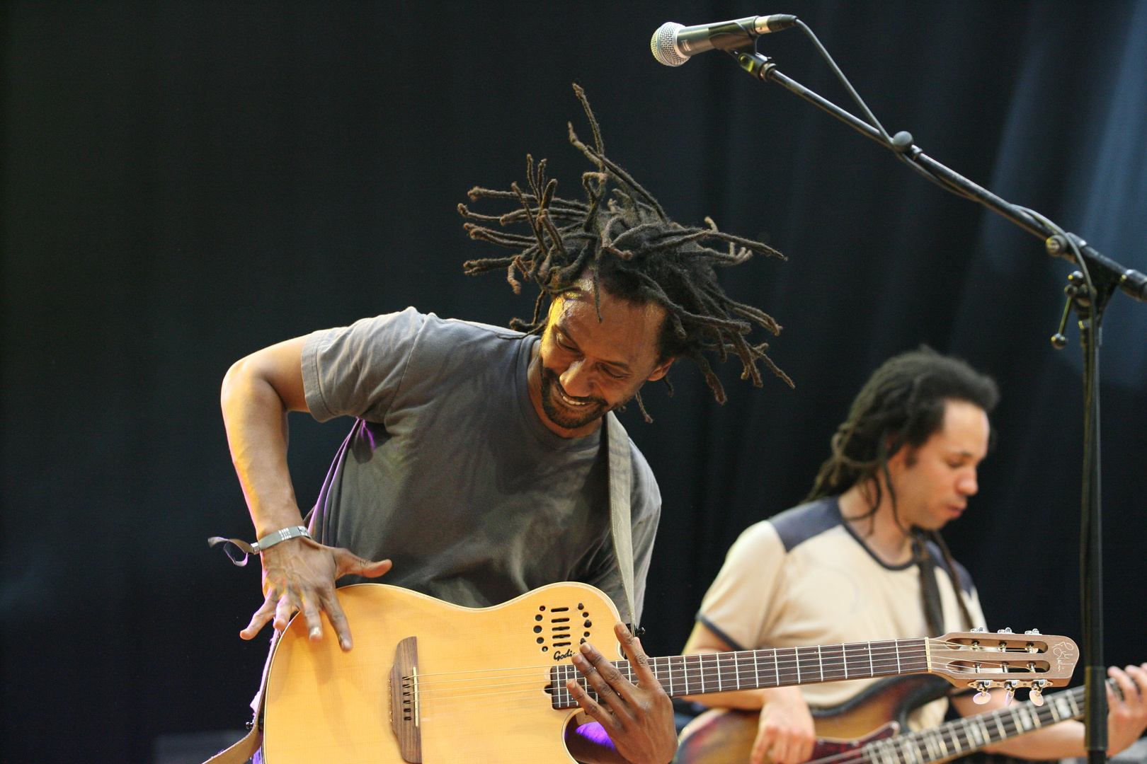 Flying Dreads - Daby Touré