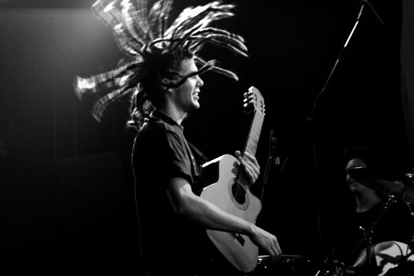 Flying Dreads - Soulrise Band