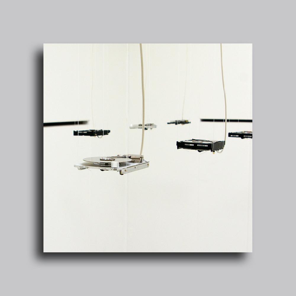 Flying Festplatte II ...