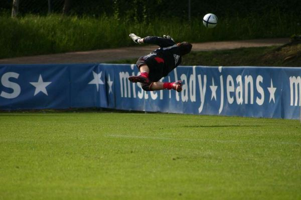 Flying Goalie