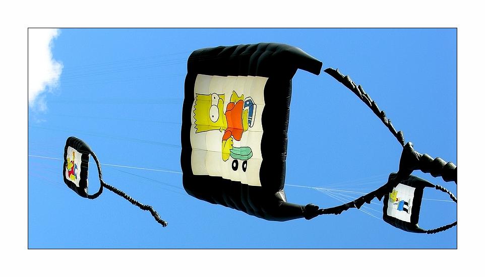... flying handbags ...
