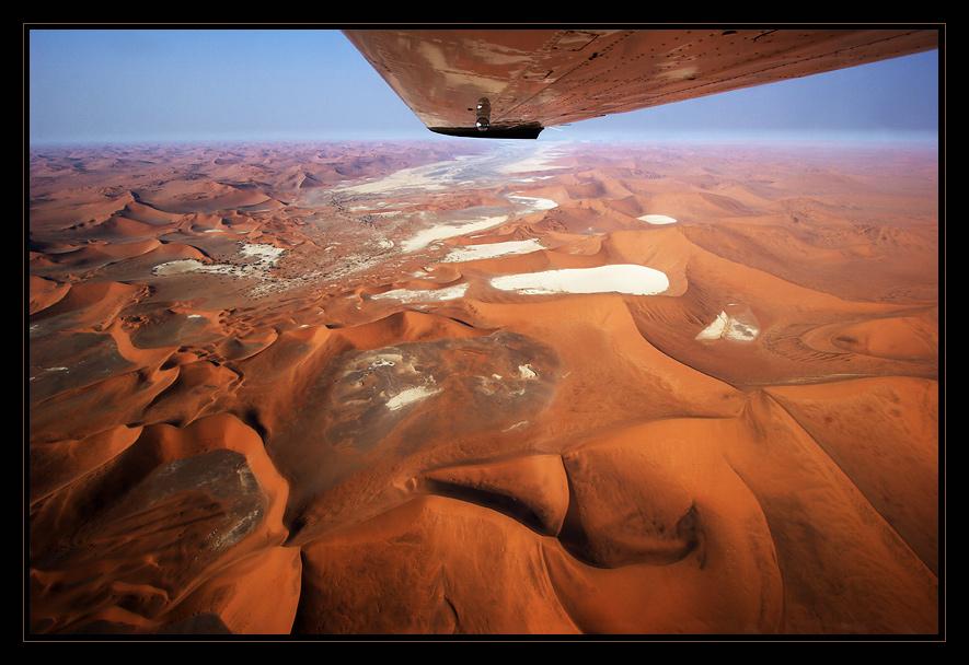 Flying high - Besser als Google Earth