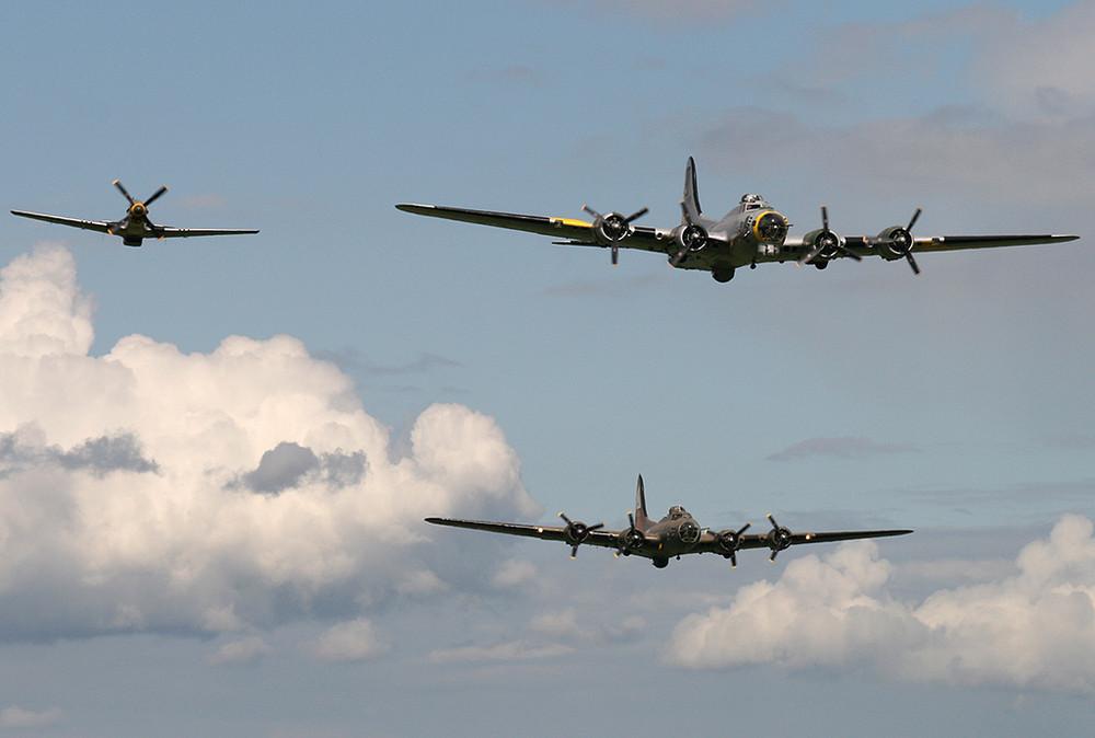Flying Legends 2008 @ Duxford