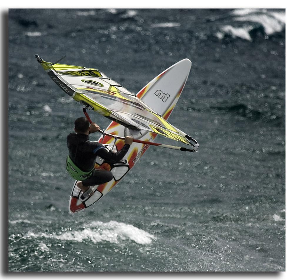 Flying on Pozo
