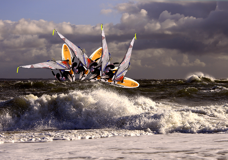 flying surf