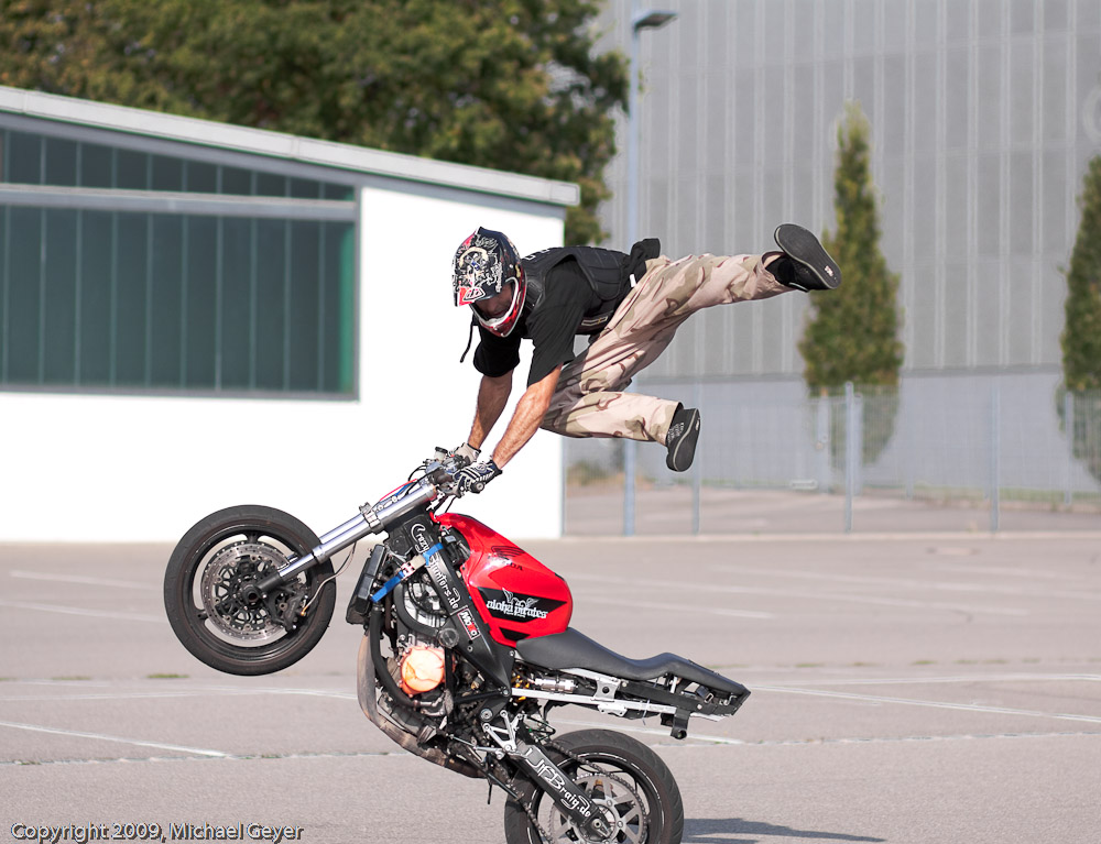 Flying Ulf ;) !