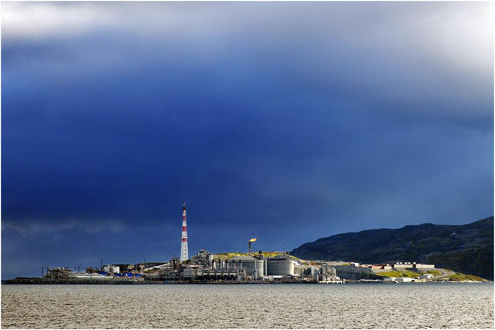FM # 86 - Hammerfest - Snøhvit - Melkøya